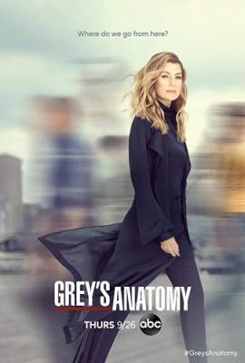 Анатомия Грей / Анатомия страсти / Grey's Anatomy [Сезон: 17, Серии: 1-9 (13)] (2020) WEB-DL 720p | FOX Life