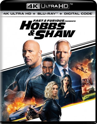 Форсаж: Хоббс и Шоу / Fast & Furious Presents: Hobbs & Shaw (2019) UHD BDRemux 2160p | 4K | HDR | Dolby Vision TV | iTunes