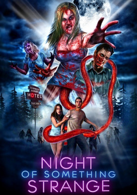 Странная ночь / Night of Something Strange (2016) BDRip 1080p
