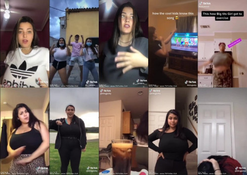 04020d3034e5ae0370eecc18c32b2429 - Busty Tiktok Teen Teenager Compilation (With Names !) [720p / 184.54 MB]